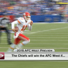 The Kansas City Chiefs will win the AFC West if… | Watch the video – Yahoo Sports