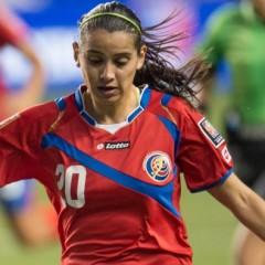 Costa Rica Vs. USA in Women's Soccer 2015 | Q Costa Rica