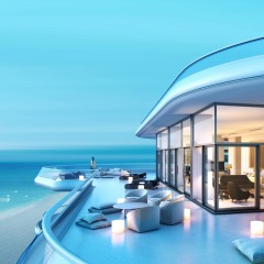 This $60 million penthouse has shattered Miami real-estate records