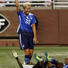 Match cancelled abruptly due to unsafe field, so Abby's farewell tour shortened to three