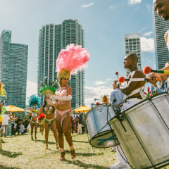 Inside Veuve Clicquot's Miami Carnaval With Ciara | W Magazine